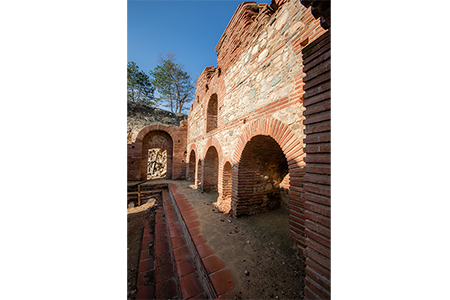 Roman Thermal Spa Banja Bansko